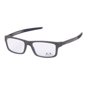 930be4c04d Image is loading Eyeglass-Frames-Oakley-CURRENCY-OX8026-0254-Flint-Vintage-