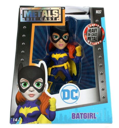 """Jada Jouets DC Comics 4/"""" métaux DIECAST ACTION FIGURE les chauves-souris 97884"""