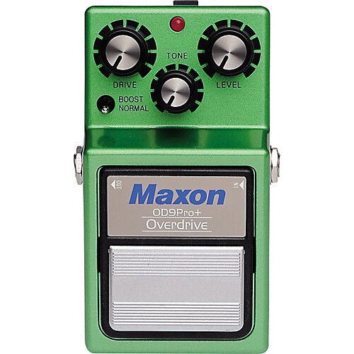 Nueva guitarra eléctrica Maxon OD9 Overdrive Pedal Pedal Pedal De Efecto 90cf09