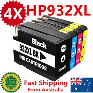 4X-HP932XL-933XL-932-Ink-Cartridge-For-HP-6100-6600-6700-7610-7612-GIX85A