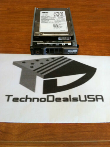 "DELL T871K 300GB 10K SAS 2.5/"" 9FK066-051 POWEREDGE R610//710 R810//910 ST9300603SS"