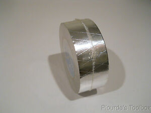 "New American Biltrite Foil Facing FSK Kraft Tape, 2"" x 50 yards/150ft, 491FSK"