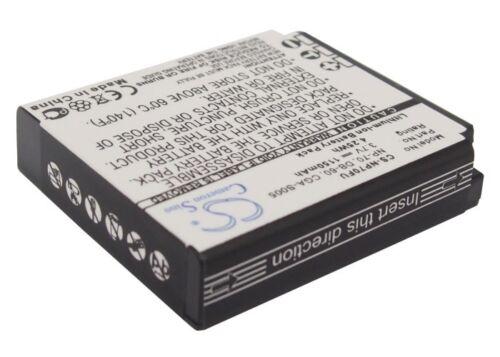 Reino Unido Batería Para Panasonic Lumix DMC-FS2 CGA-S005 S005A CGA 3.7 v Rohs