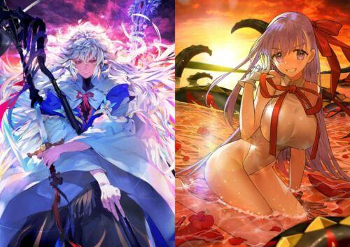 JP Musashi Berserker FGO Summer Artoria Ruler Kintoki 1150+Quartz Account