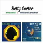 Round Midnight out There With Betty Carter 5 Bonus TX Audio CD