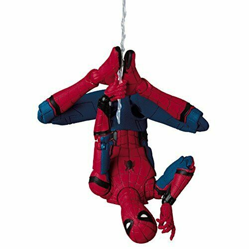 Medicom Toy MAFEX No.047  Spider-Man (Homecoming Ver.) Figure nouveau from Japan  nouveau style