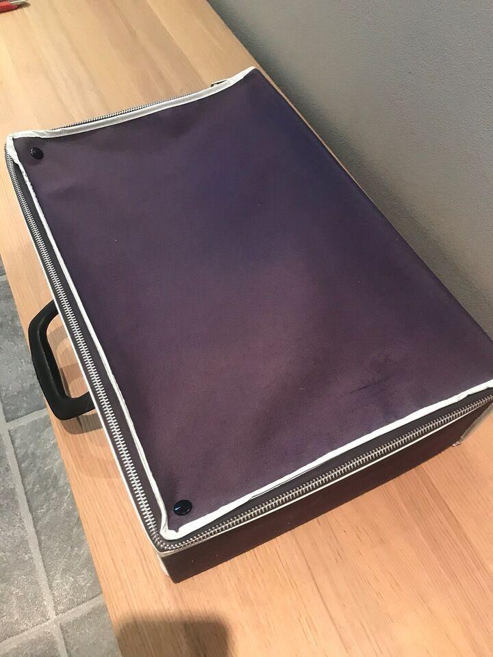 Retro picnic kuffert.