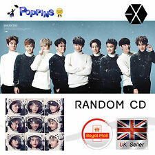 New EXO Winter Special Album Sing For You (Korean Version / Random CD)