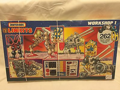 Matchbox Linkits - Workshop 1 - 1980's