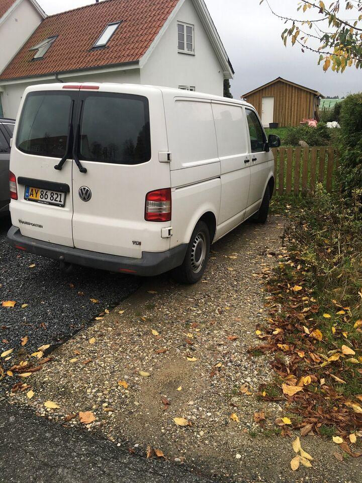 VW, Transporter, 2,0 TDi 140 Kassev. kort