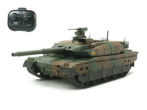 Tamiya-1-35-R-C-Japanese-TYPE-10-JGSDF-Main-Battle-Tank-Full-Set-2-4GHz-48215