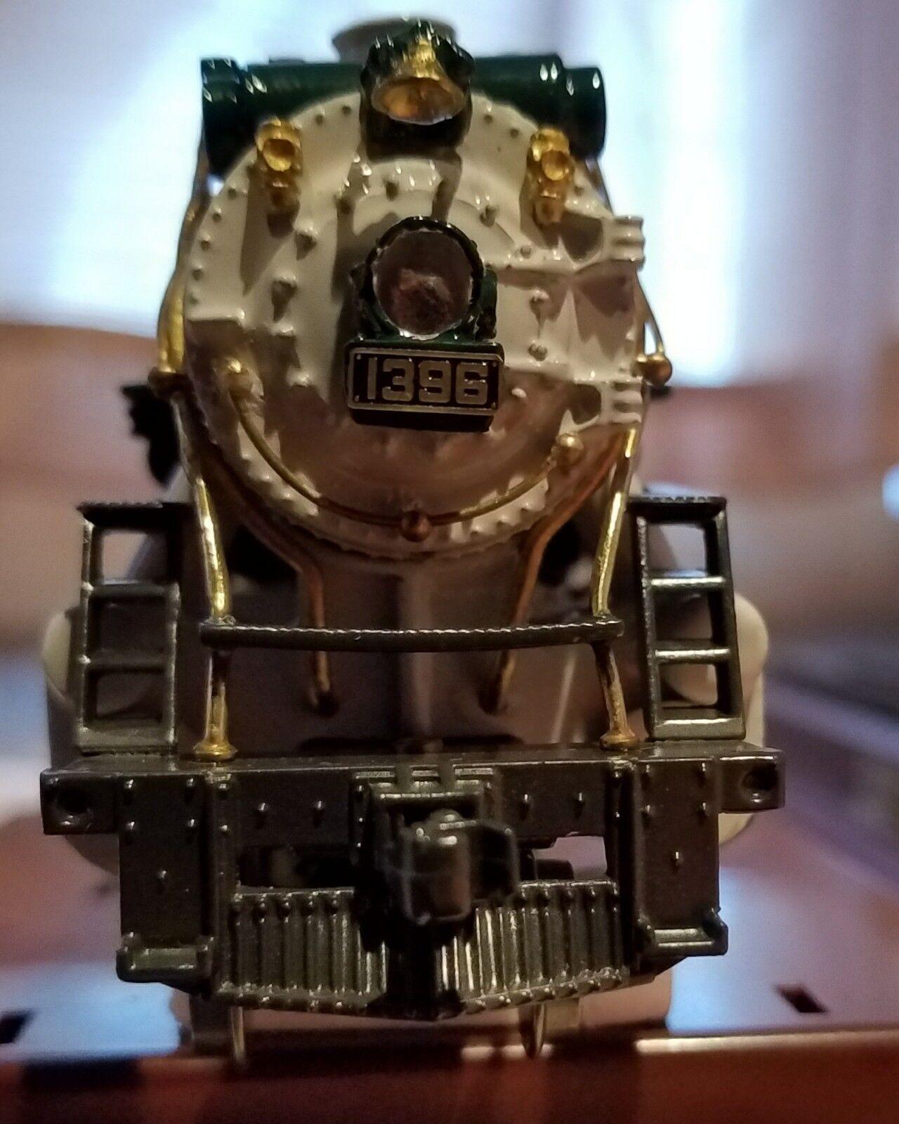 Crescent Limited Franklin Precision Model HO Locomotive & Tender