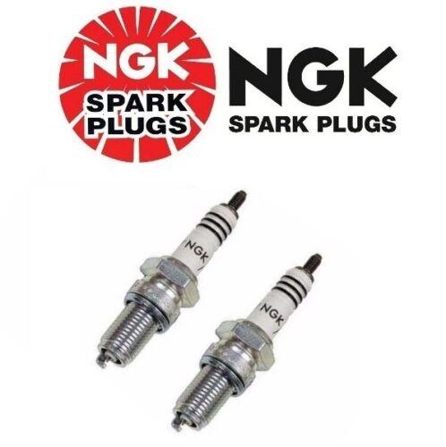 For Honda Yamaha Kawasaki Suzuki 2 x NGK Iridium IX Performance Spark Plug 6681