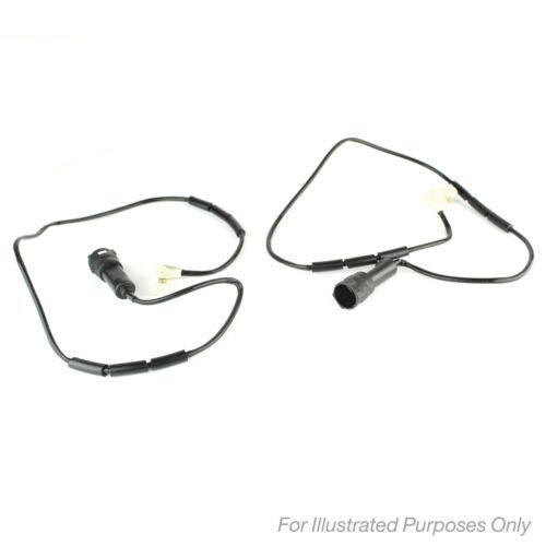 2x Porsche Boxster 986 2.5 Genuine Mintex Front Brake Pad Wear Indicator Sensor