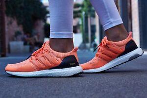 dcc42afc Adidas Ultra Boost 1.0 Orange Flash Size UK9 US10.5 EU43 1/3 ...