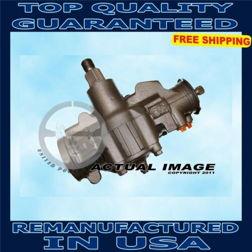 Chevy GMC Van 2500//3500 Steering Gear Box Assembly