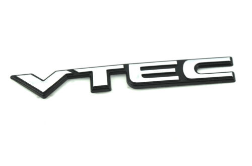 Genuine New HONDA VTEC BADGE Civic Accord Jazz S2000 CRX CR-V FR-V  SUV Coupe