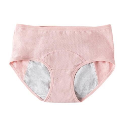 Zeitraum Höschen Schutz Menstruationsunterwäsche Auslaufsichere Größe M,L,Xl