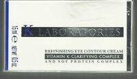 K Laboratories Refinishing Eye Contour Cream Vitamin K Clarifying Complex 0.5 Oz