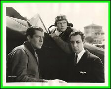"""MAURICE MURPHY, GRANT WITHERS & CHARLES A. BROWNE in """"Tailspin Tommy"""" Orig. 1934"""