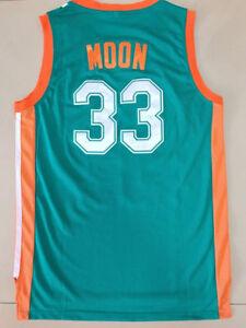 New-Jackie-Moon-Flint-Tropical-Jerseys-33-Basketball-Jersey-Stitched-Green