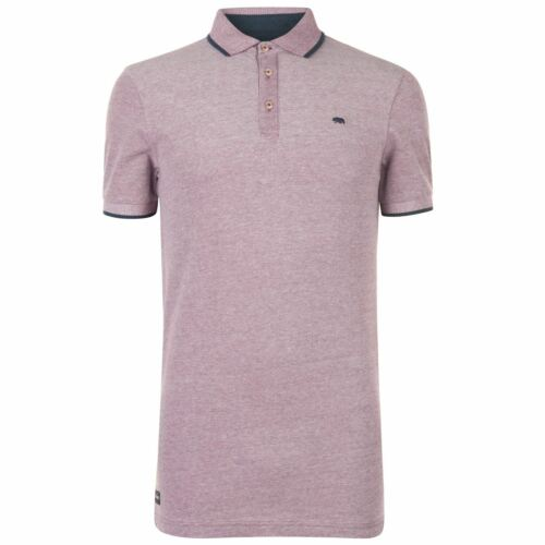 Mens SoulCal Pique Polo Shirt Classic Fit Short Sleeve New