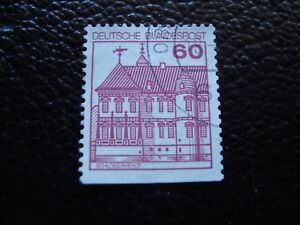 Germany-Rfa-Stamp-Yvert-and-Tellier-N-878b-Obl-A3-Stamp-Germany