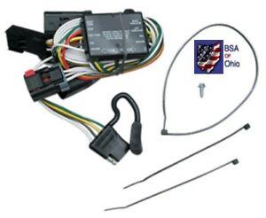 trailer hitch wiring tow harness for dodge durango 1998 1999 2000 2001 2002  2003 | ebay  ebay