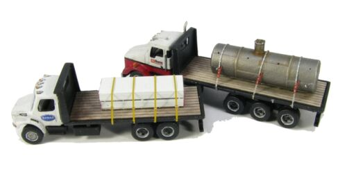 N Scale Photo Etch Freight Tie-Downs Kit by Showcase Miniatures (540)