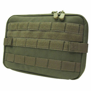 Condor-Large-T-amp-T-Tactical-Tool-Pouch-OD-Molle-pack-tools-gear-mag-MA54
