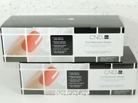 Cnd Foil Remover Wraps Gel Polish Removal : 2 Wraps 250 Pack