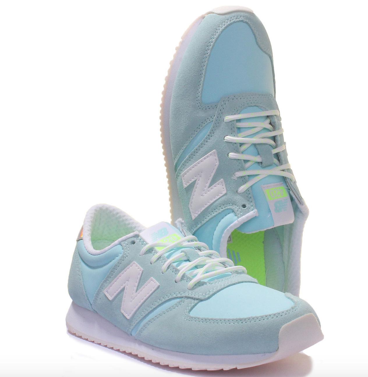 New New New Balance 420AZ Classic blu scarpe da ginnastica 1172 Dimensione 8 B afa3db