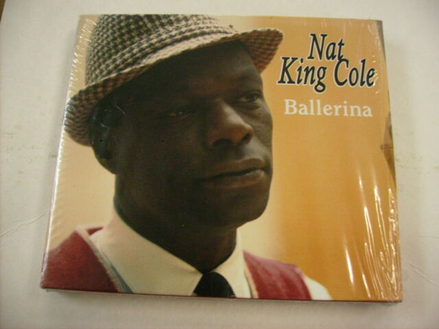 NAT KING COLE - BALLERINA - CD LIKE NEW CONDITION 2007