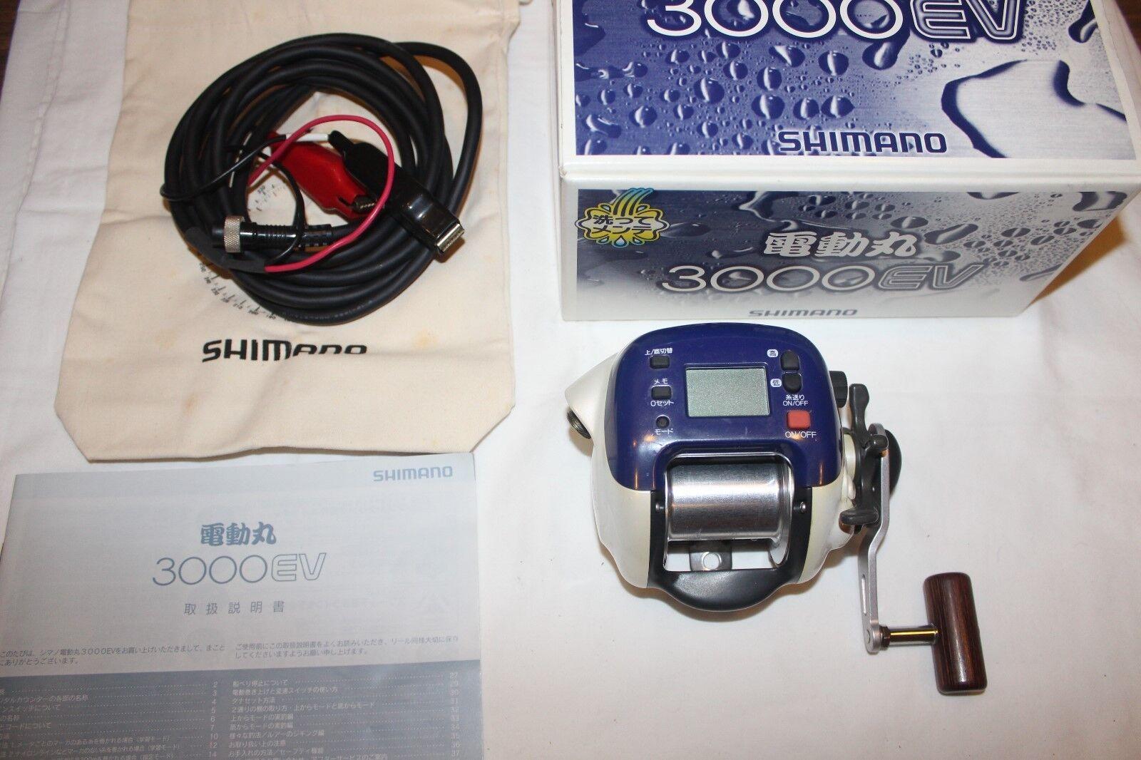 SHImanO DENDOU-MARU 3000 EV-ELEKTROLLE IN JAPAN-Nr-910