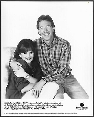 Tim Allen Home Improvement 1991 Original Photo Patricia