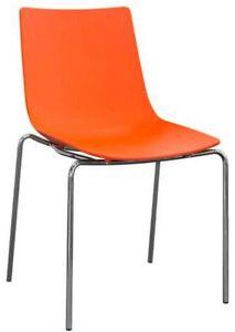 Silla-en-acero-y-polipropileno-RS8746-naranja