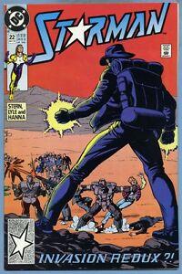 Starman-22-1990-Tom-Lyle-DC-Comics