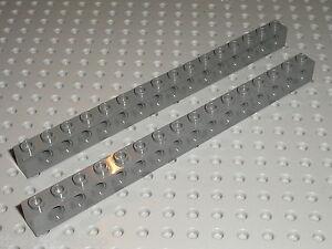 set 10236 7965 10179 75059 Lego Technic DkStone Brick 1x16 with Holes ref 3703