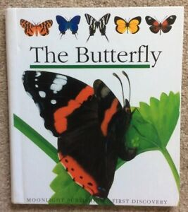 THE-BUTTERFLY-SMALL-HARDBACK-BOOK-WITH-ACETATE-SHEETS-VERY-GOOD