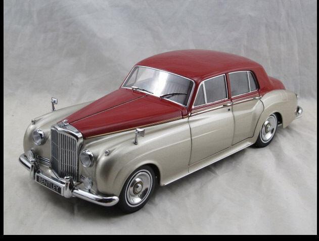 1 18 Minichamps BENTLEY S2 Luxury Car Die Cast Model RARE