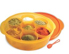 Oliveware Stylo Spice and snacks container 100% Food grade Virgin plastic