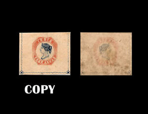 INDIA-1854-4-anna-blue-amp-pale-red-Head-I-Frame-COPY