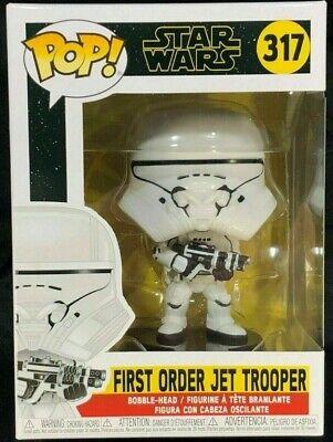 Funko Pop Rise of Skywalker Star Wars: Episode 9 First Order Jet Trooper