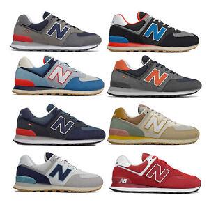 New Balance ML 574 Men's Trainer Sneakers Shoes N Klassik-Sportschuhe New