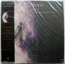 CD LED ZEPPELIN  ARCHIVES Vol.7 SESSIONS Vol 1 71-72