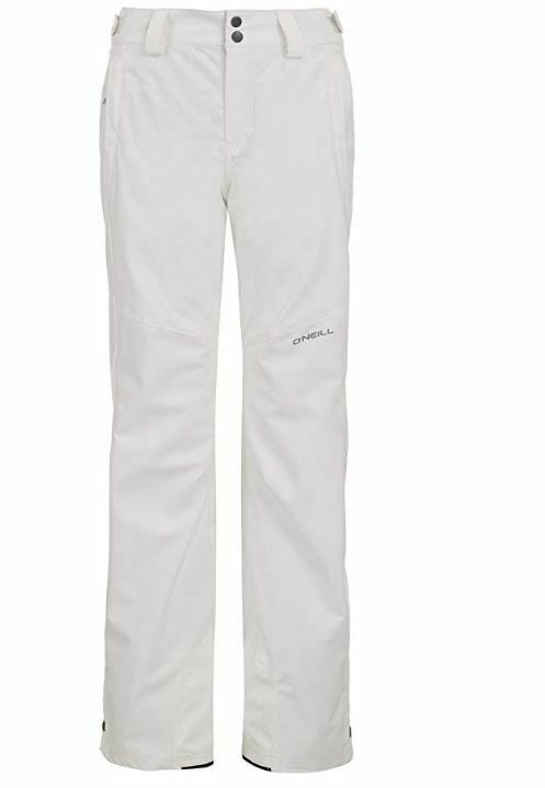 NEW O'Neill Women's Star Insulated  Pant Powder White XS  lightning delivery