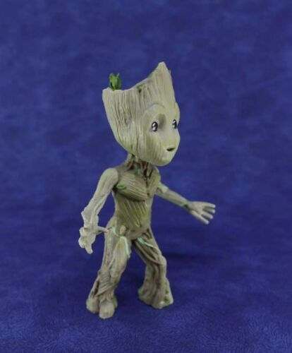 """Guardians of The Galaxy Vol 2 Baby Groot Figure Statue Collectable Toys Gift 4/"""""""