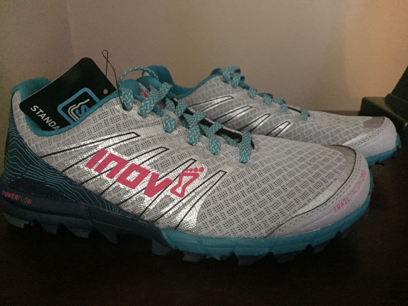 Para mujer Inov 8 trailtalon 250 trailrunning Tenis Zapatos Atléticos corrojoores 7W