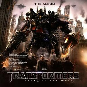 TRANSFORMERS-Dark-Of-The-Moon-2019-Limited-Edition-RSD-brown-vinyl-LP-NEW-SEALED