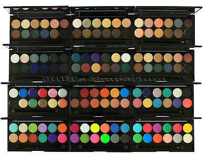 SLEEK I Divine 12 Colours Eyeshadow Palette